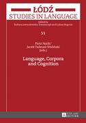 Language, Corpora and Cognition