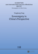 Sovereignty in China's Perspective