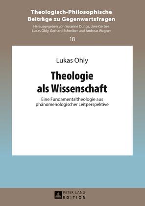 Theologie als Wissenschaft