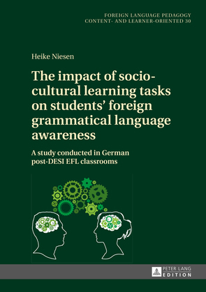The impact of socio-cultural learning tasks on students' foreign grammatical language awareness