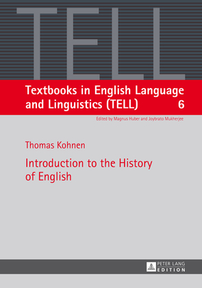 Introduction to the History of English