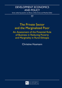 The Private Sector and the Marginalized Poor
