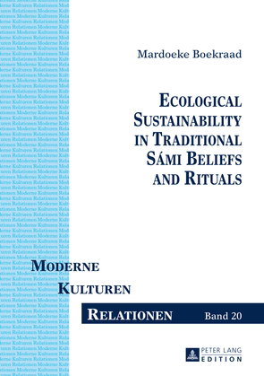 Ecological Sustainability in Traditional Sámi Beliefs and Rituals