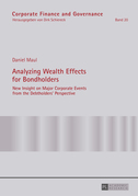 Analyzing Wealth Effects for Bondholders