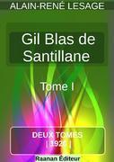 Histoire de Gil Blas de Santillane 1