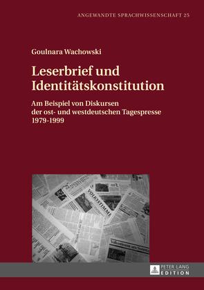 Leserbrief und Identitaetskonstitution