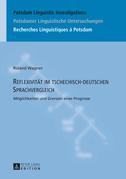 Reflexivität im tschechisch-deutschen Sprachvergleich