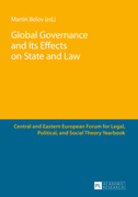 Global Governance and Its Effects on State and Law