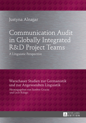 Communication Audit in Globally Integrated R«U38»D Project Teams