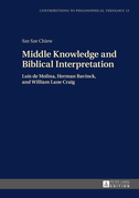 Middle Knowledge and Biblical Interpretation