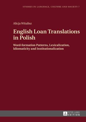 English Loan Translations in Polish