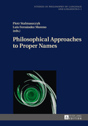 Philosophical Approaches to Proper Names