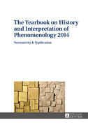 The Yearbook on History and Interpretation of Phenomenology 2014