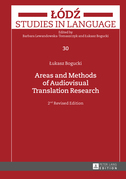 Areas and Methods of Audiovisual Translation Research