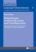Einstellungen zu Muttersprachen und Fremdsprachen