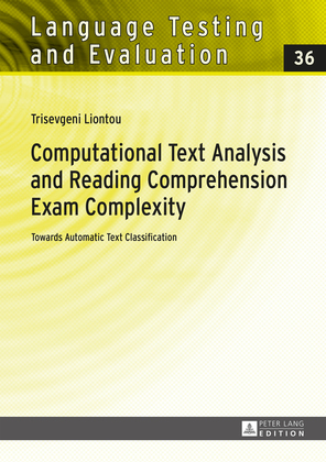 Computational Text Analysis and Reading Comprehension Exam Complexity