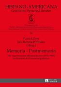 Memoria – Postmemoria