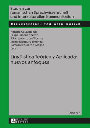 Lingueística Teórica y Aplicada: nuevos enfoques