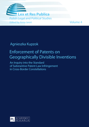 Enforcement of Patents on Geographically Divisible Inventions