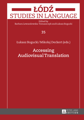 Accessing Audiovisual Translation