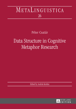 Data Structure in Cognitive Metaphor Research