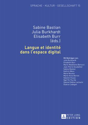 Langue et identité dans l'espace digital