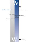 Ungarndeutsche Literatur