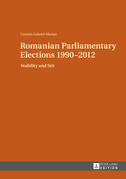 Romanian Parliamentary Elections 1990–2012