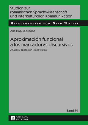Aproximación funcional a los marcadores discursivos