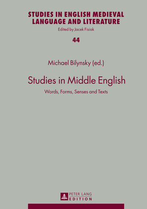 Studies in Middle English