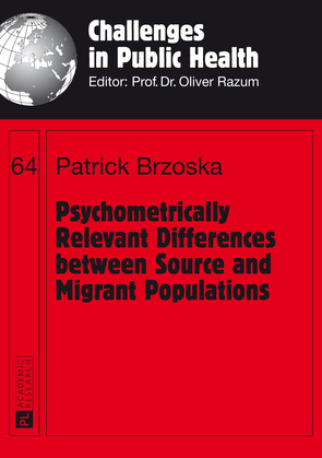 Psychometrically Relevant Differences between Source and Migrant Populations