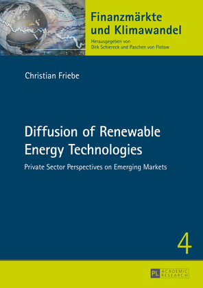 Diffusion of Renewable Energy Technologies