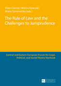 The Rule of Law and the Challenges to Jurisprudence
