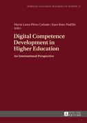 Digital Competence Development in Higher Education