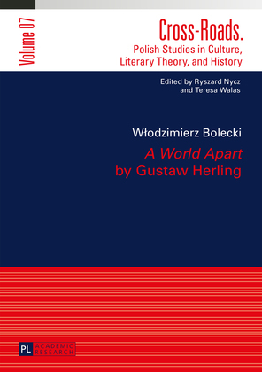 «A World Apart»  by Gustaw Herling