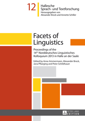Facets of Linguistics