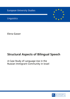 Structural Aspects of Bilingual Speech