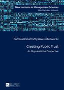Creating Public Trust