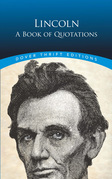 Lincoln: A Book of Quotations