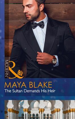 The Sultan Demands His Heir (Mills & Boon Modern)