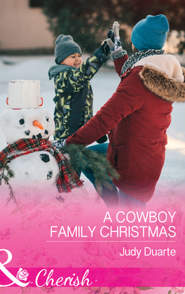 A Cowboy Family Christmas (Mills & Boon Cherish) (Rocking Chair Rodeo, Book 3)