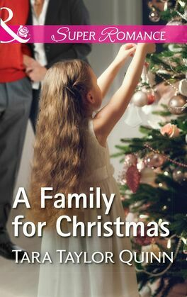 A Family For Christmas (Mills & Boon Superromance) (Where Secrets are Safe, Book 13)