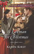 A Lawman For Christmas (Mills & Boon Love Inspired Historical) (Smoky Mountain Matches, Book 12)