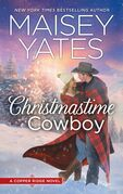 Christmastime Cowboy (Copper Ridge, Book 10)