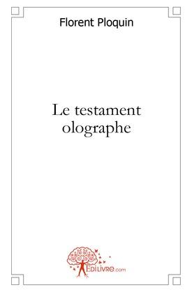 Le testament olographe