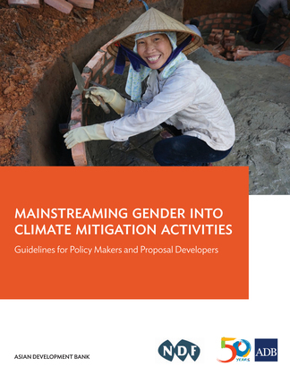 Mainstreaming Gender into Climate Mitigation Activities