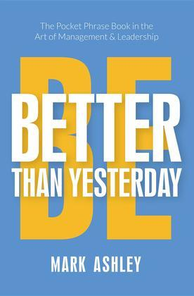 Be Better Than