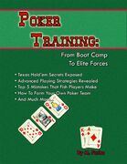 Poker Training: From Boot Camp To Elite Forces