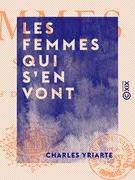 Les Femmes qui s'en vont - Études de parisiennes