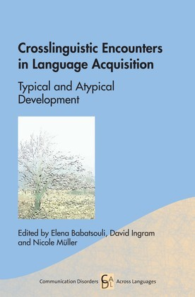 Crosslinguistic Encounters in Language Acquisition